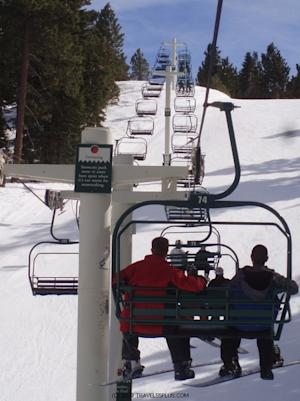 A Review of Bear Mountain Ski Resort in California