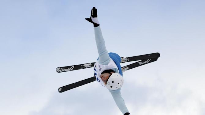 Kushnir, Cheng win aerials at World Cup event