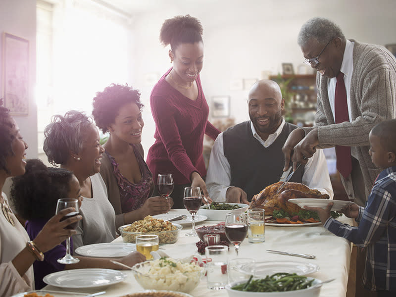 It's OK to Indulge on Thanksgiving. Here's Why.