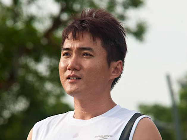 Now 34, Darren Tan has undergone a major transformation from convict to law student. (Photo courtesy of Jurong Lake Run)