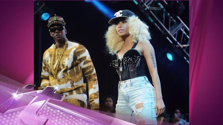 Entertainment News Pop: Nicki Minaj, Pharrell Drop Smooth Rhymes Over Nelly's New Track