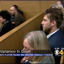 Varlamov Still Free On Bond On Assault Charge