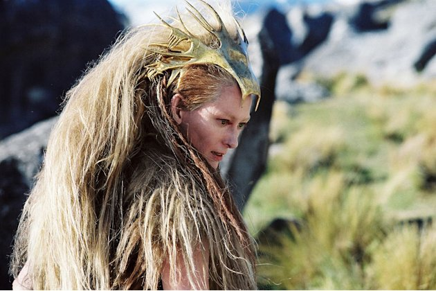 The Chronicles of Narnia The Lion Witch and Wardrobe 2005 Walt Disney Pictures Tilda Swinton
