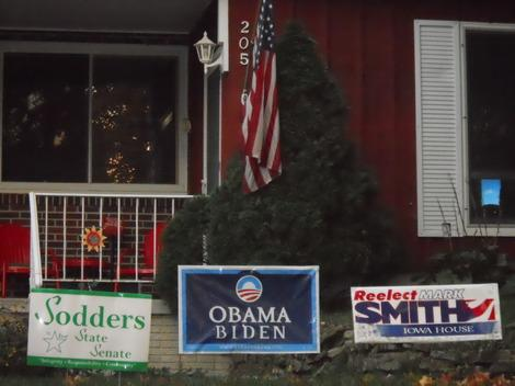 First Person: Presidential Election Heats Up in Iowa Small Town