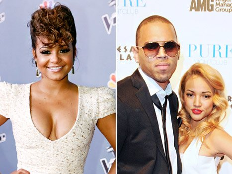 Christina Milian Says Karrueche Tran Is Still Chris Brown&#39;s &quot;Girlfriend&quot;
