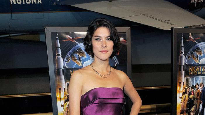 Night at the Museum 2 DC premiere 2009 Mizuo Peck
