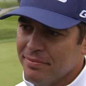 Louis Oosthuizen interview after Round 3 of Cadillac Match Play