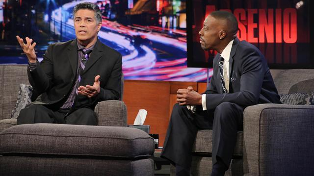 Esai Morales On Latinos In Hollywood