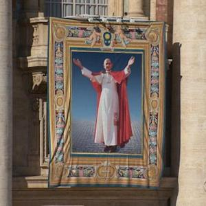 As Vatican synod ends, Pope Francis beatifies Pope Paul VI