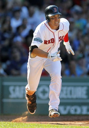 Dice-K sharp in return as Red Sox beat Royals 5-1