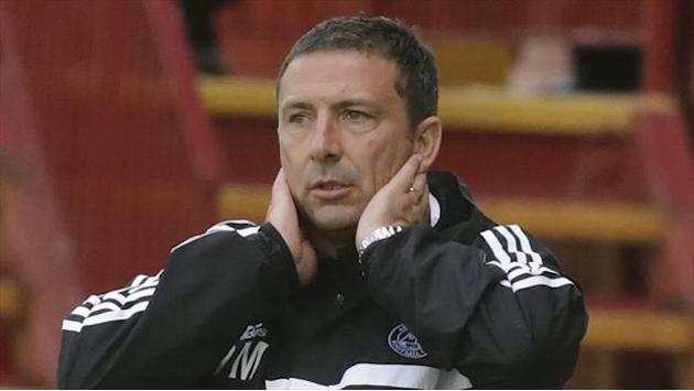 Scottish Premiership - McInnes aims for Pittodrie platform