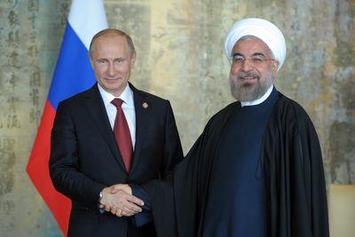 There's a big debate in Moscow over whether to support the Iran nuclear deal