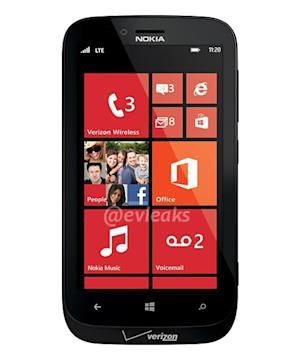 Leak suggests Verizon will get Windows Phone 8-powered Nokia Lumia 822