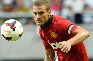 Vidic to leave Manchester United