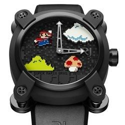Romain Jerome Creates A Watch For True Mario Fans