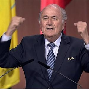 FIFA President Sepp Blatter Re-Elected Amidst Scandal
