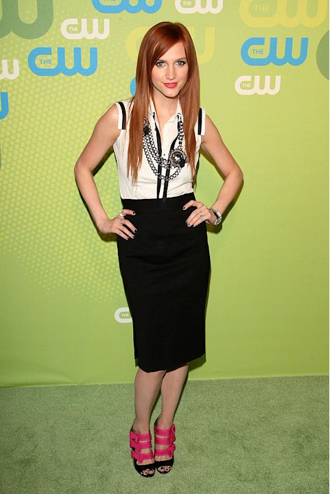 Simpson Ashlee CW Upfronts