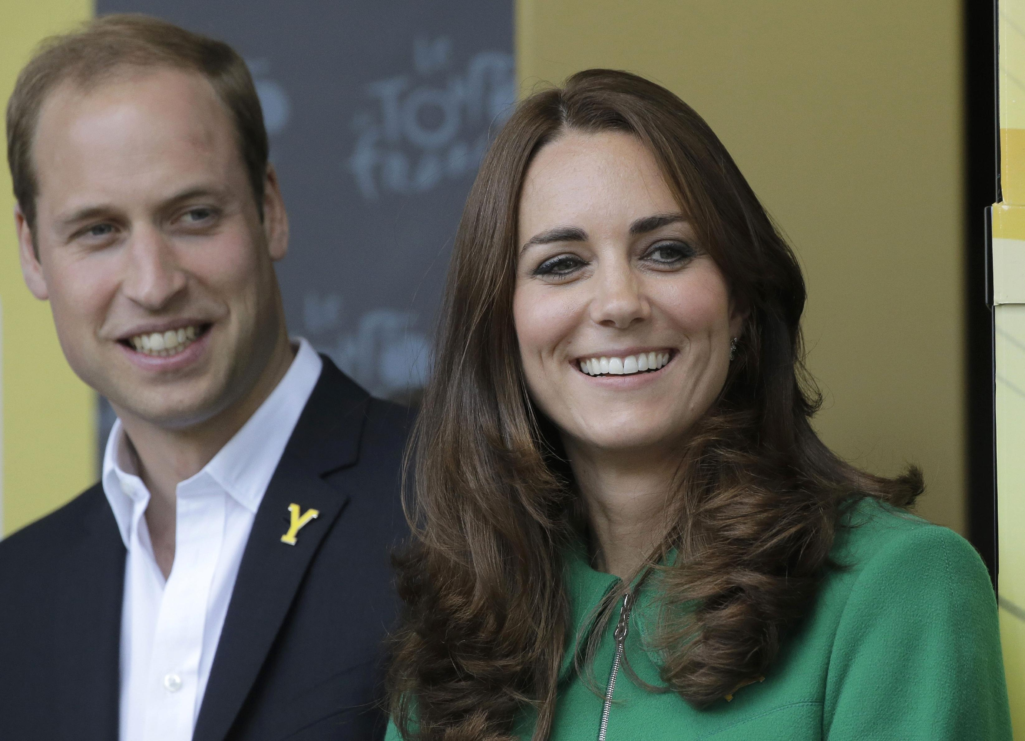 Prince William and Kate face transition: new baby, new job