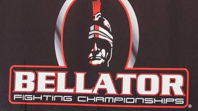 Bellator fighting championships logo (Imago)