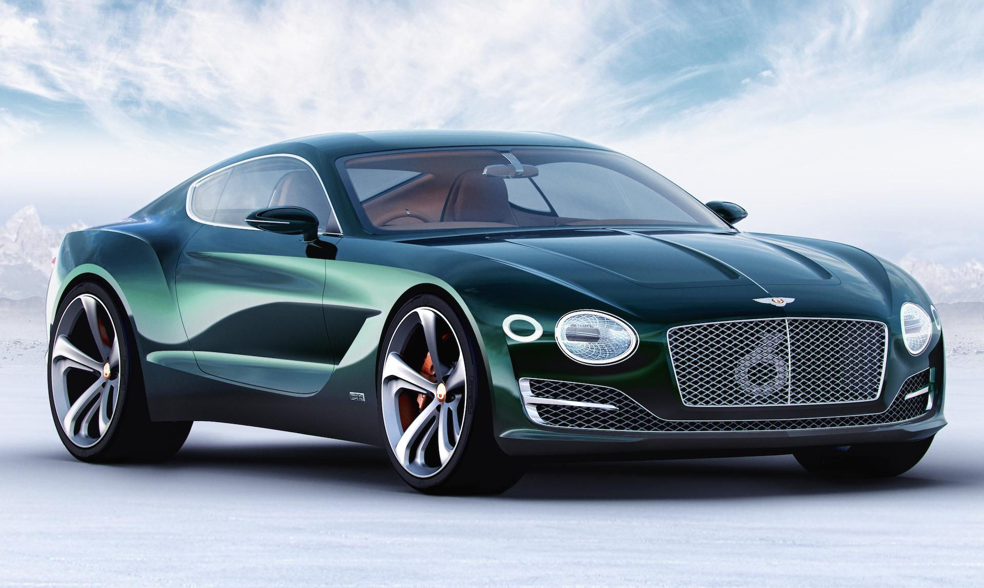 Bentley working on Tesla-trouncing EV for eco-friendly super-rich, report says