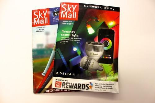 SkyMall 2.0: Will It Be Even More Awesome Than the Original In-Flight Catalog?