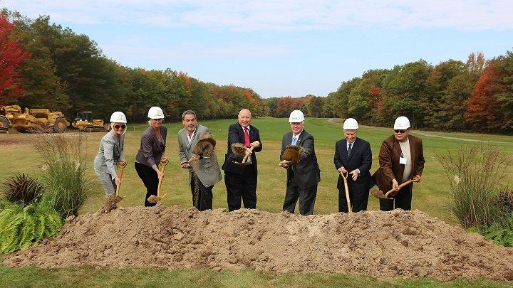 Kalahari Resorts & Convention Center Breaks Ground on Pocono Mountains Resort