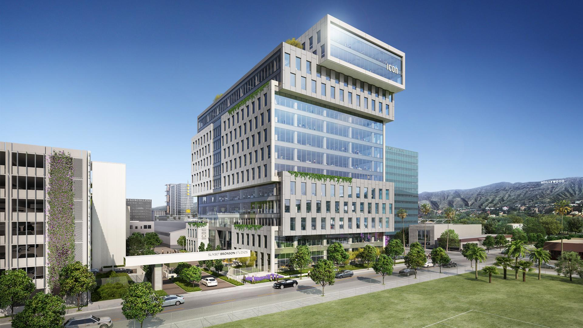 Netflix Inks Hollywood Office Tower Lease for 200,000 Square Feet