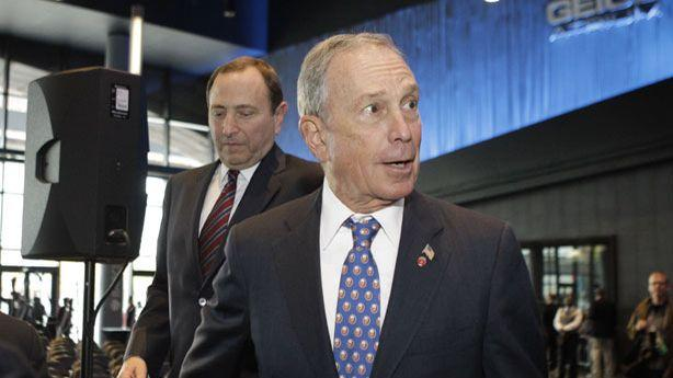 Michael Bloomberg Says High Approval Ratings Mean You're a Failure