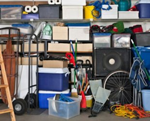Collect clutter year-round