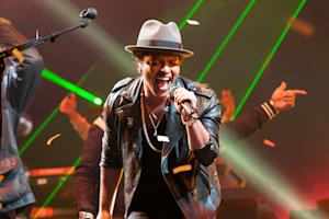 Bruno Mars Will Perform at Super Bowl