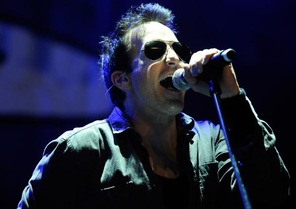 Filter Frontman Richard Patrick on Nineties Nostalgia and Men in Shorts