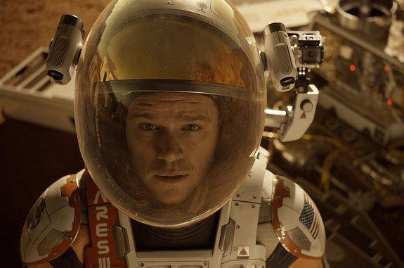 'The Martian' Misses Out on a Faster Way to Mars (Op-Ed)