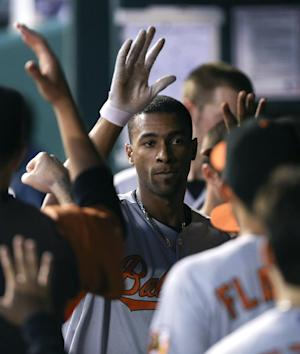 Royals topple Orioles 7-1