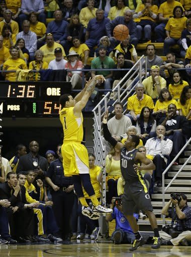 Cal hands No. 10 Oregon second straight loss
