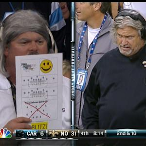 Rob Ryan has a doppelganger!