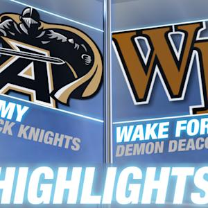 Army vs Wake Forest | 2014 ACC Football Highlights