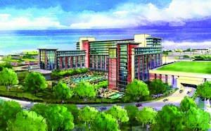 Ameristar Casinos Announces Project Details for Casino Resort Spa in Springfield, Mass.