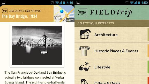 Google's new Field Trip app puts an Android-powered tour guide in every pocket [video]