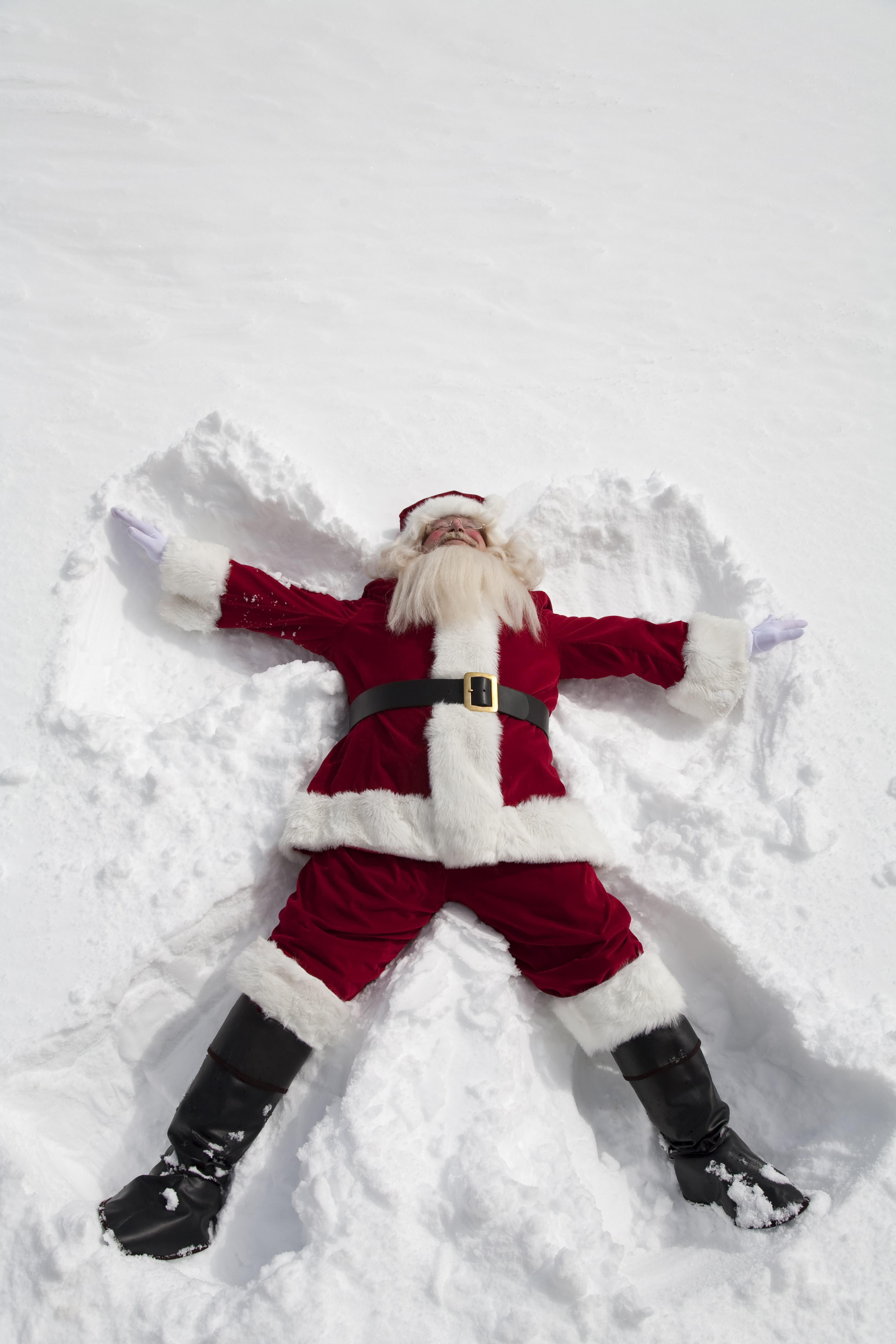 Can We Tell the Santa Story Without Undermining Kids' Faith in Us?