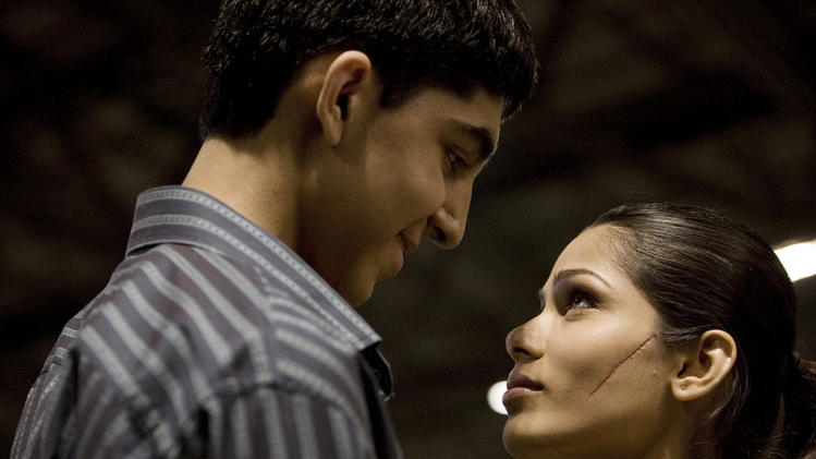On and Off Screen Couples 2010 Gallery Slumdog Millionaire