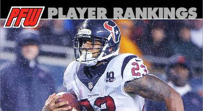Week 16 RB rankings