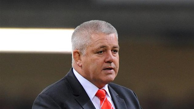 RUGBY Wales head coach Warren Gatland