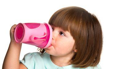 Mom Busted For Pouring a Margarita in Her Toddler's Sippy Cup
