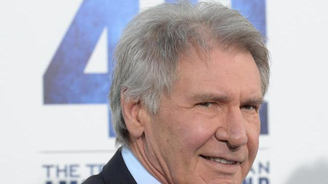 "Harrison Ford on ""42"" film: ""Baseball is a metaphor for America"""
