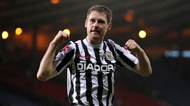 David van Zanten has another year remaining on his contract at St Mirren