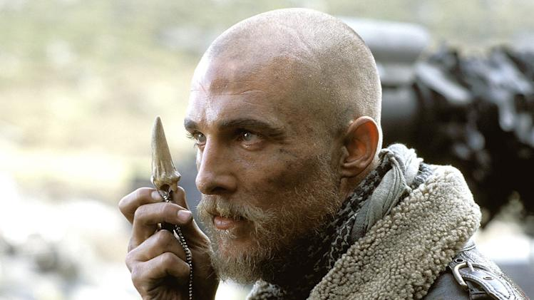 Matthew McConaughey Looks 2011 Reign of Fire