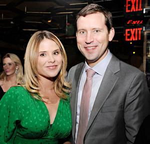 "Jenna Bush Hager: My Water Broke at My Baby Shower ""In Front of All My Friends"""