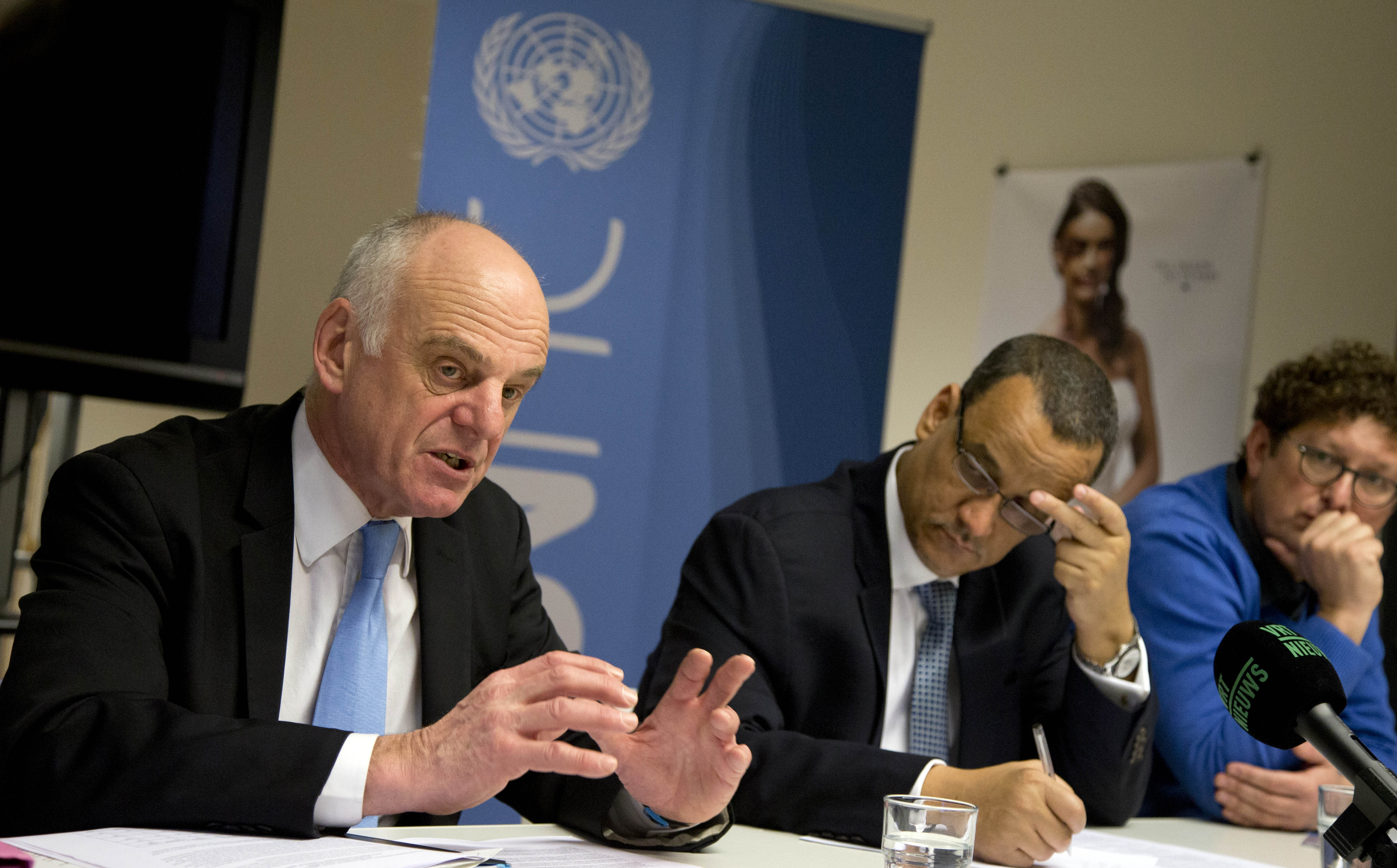 UN warns against complacency as Ebola fight enters new phase