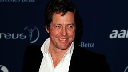 Hugh Grant Turns Rapper!