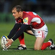 Gordon Ross kicked all the points for London Welsh
